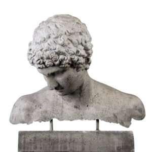 Buste Hermes staal 155 cm 4.024