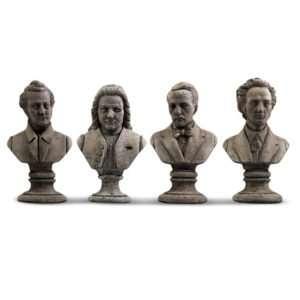 Bustes Serie 4 Com 25 cm 4.014