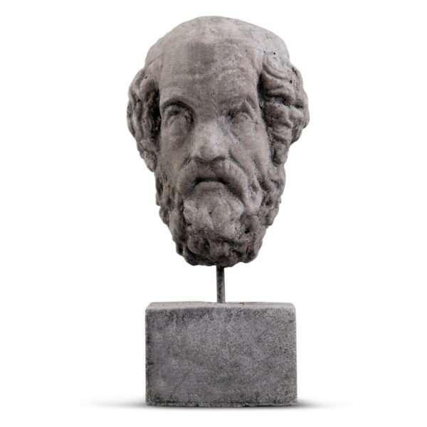 Buste Socrates 27 cm 4.018