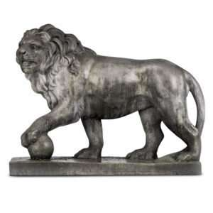 Betonnen dier Leeuw 60cm 1.011