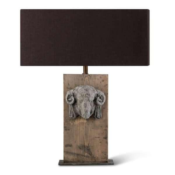 Lampvoet Ramskop I 39 cm 6.008