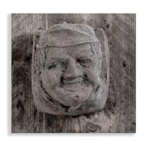 Wandornament St. Jans kopjes 20 cm 5.010